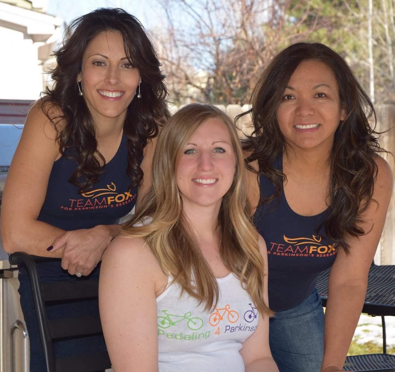 Jackie, Lauren & Laura from Denver